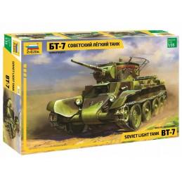 KIT 1/35 TANQUE BT-7