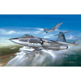 KIT 1/72 AVION LOOKHEED F-104G