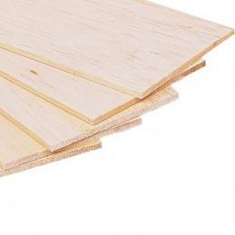 TABLA BALSA 6 X 100 X 1000 mm.