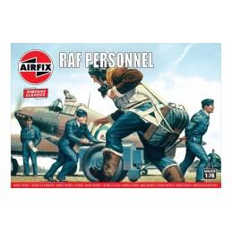 KIT 1/76 PERSONAL DE LA RAF...