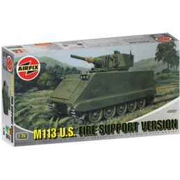KIT 1/72 TANQUE M-113 US FIRE