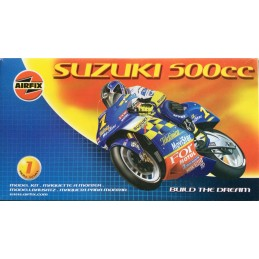 KIT 1/24 MOTO SUZUKI 500 c.c.