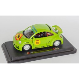 AUTO 1/24 VW NEW BEETLE CUP