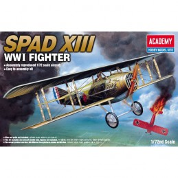 KIT 1/72 AVION SPAD XIII