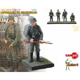 SOLDADO 1/35 ALEMAN WWII...