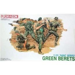 KIT 1/35 GREEN BERETS