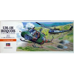 KIT 1/72 HELICOPTERO UH-1H...