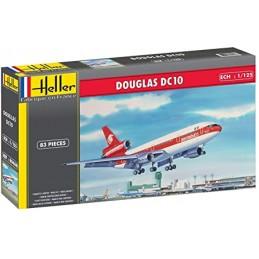 KIT 1/125 DOUGLAS DC-10