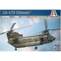 KIT 1/48 HELICOPTERO CH-47D...