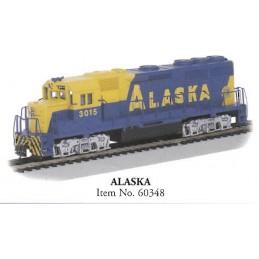 LOC. DIESEL EMD GP40 ALASKA...