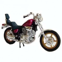 MOTO 1/18 YAMAHA XV 1000...