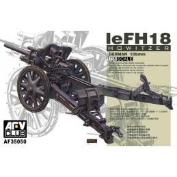 KIT 1/35 CAÑON LeFH18 105 mm.